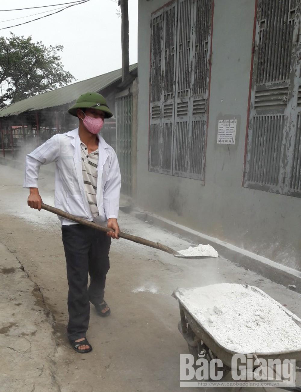 dịch tả lợn châu Phi, Bí thư Tỉnh ủy, Bùi Văn  Hải