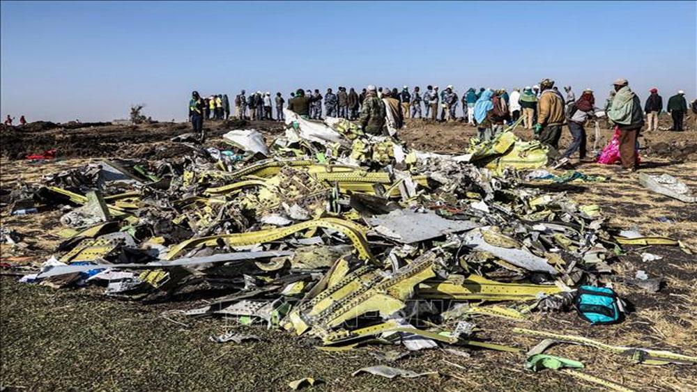 Vụ tai nạn máy bay Ethiopia: Đức từ chối phân tích hộp đen