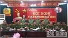 Công an 10 huyện, thành phố đăng ký thi đua 'Vì an ninh Tổ quốc'