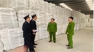 Phát hiện hơn 18 nghìn tấn xi măng giả nhãn mác để xuất khẩu