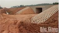 Thi công cao tốc Bắc Giang - LạngSơn: Bất cập tại những hầm chui dân sinh