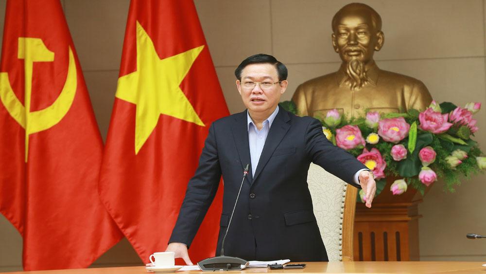 Phó Thủ tướng, xây dựng bảng lương mới, vị trí việc làm