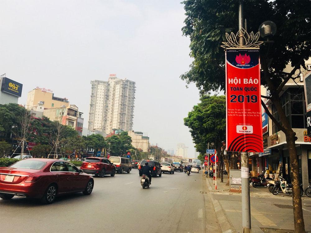 Sẵn sàng, Hội Báo toàn quốc 2019, Hội Nhà báo Việt Nam, Hội Nhà báo Hà Nội, Bảo tàng Hà Nội