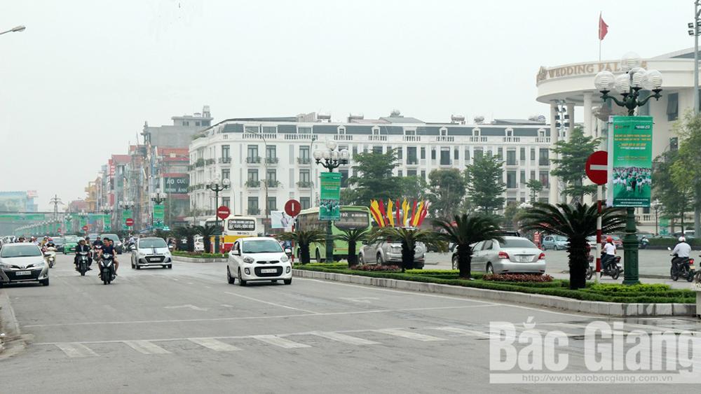 ngày hội đi bộ,  bắc giang, thể dục, giải việt dã, Báo Bắc Giang