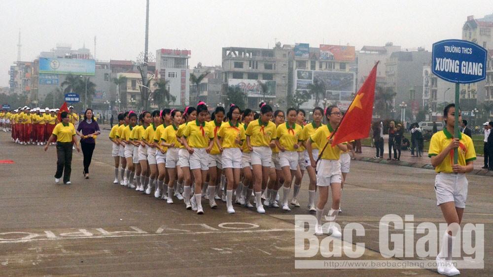 Ngày 17-3 diễn ra Giải Việt dã truyền thống tranh Cúp Báo Bắc Giang và Ngày hội đi bộ
