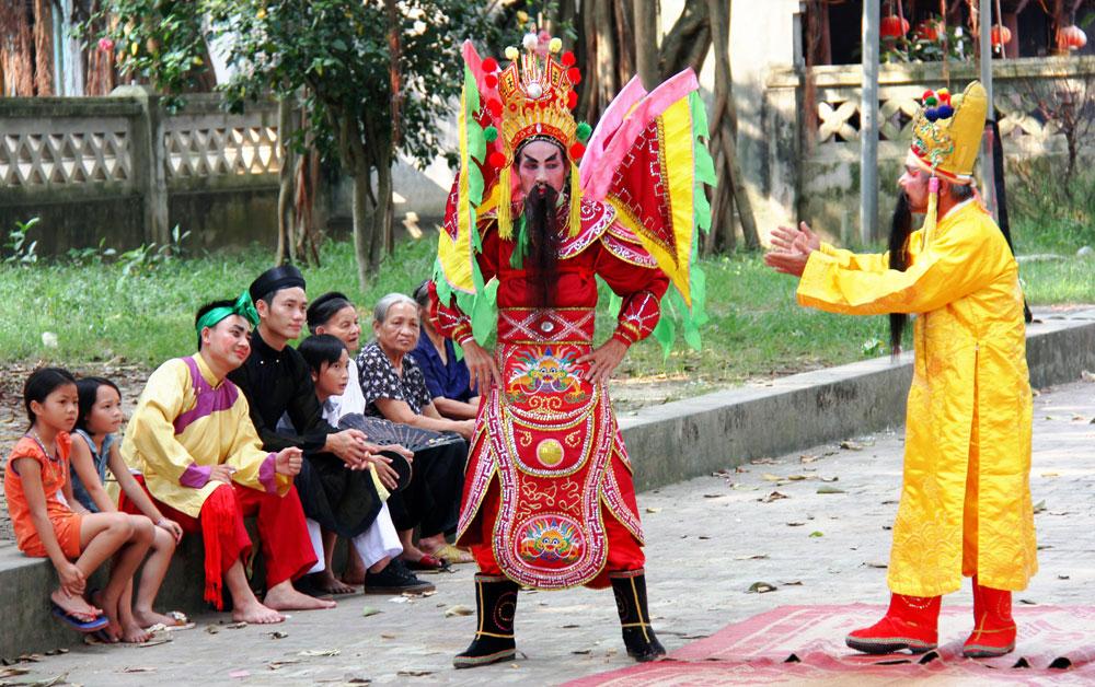 Nghệ nhân ưu tú, Nghệ nhân nhân dân, Bắc Giang, Chủ tịch nước