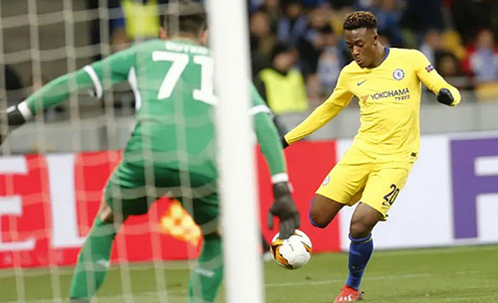 Chelsea, Dynamo Kiev, Europa League
