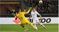 Inter bị loại khỏi Europa League