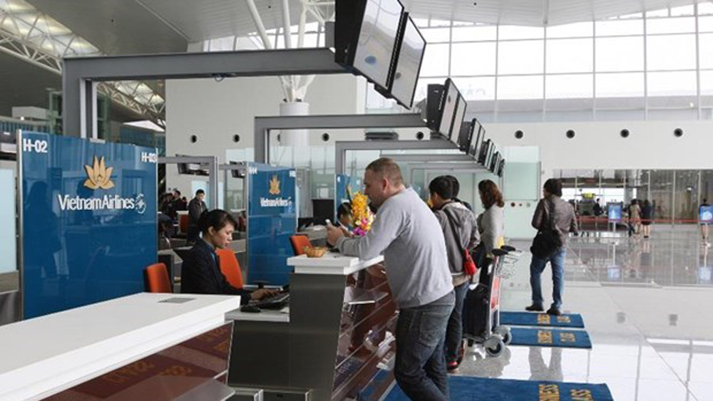 Vietnam Airlines launches new airport map application