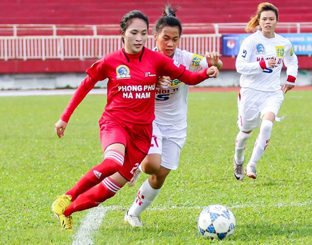 Women's football team, friendly match, Olympic, qualification campaign, Vietnam Football Federation,  women's national teams