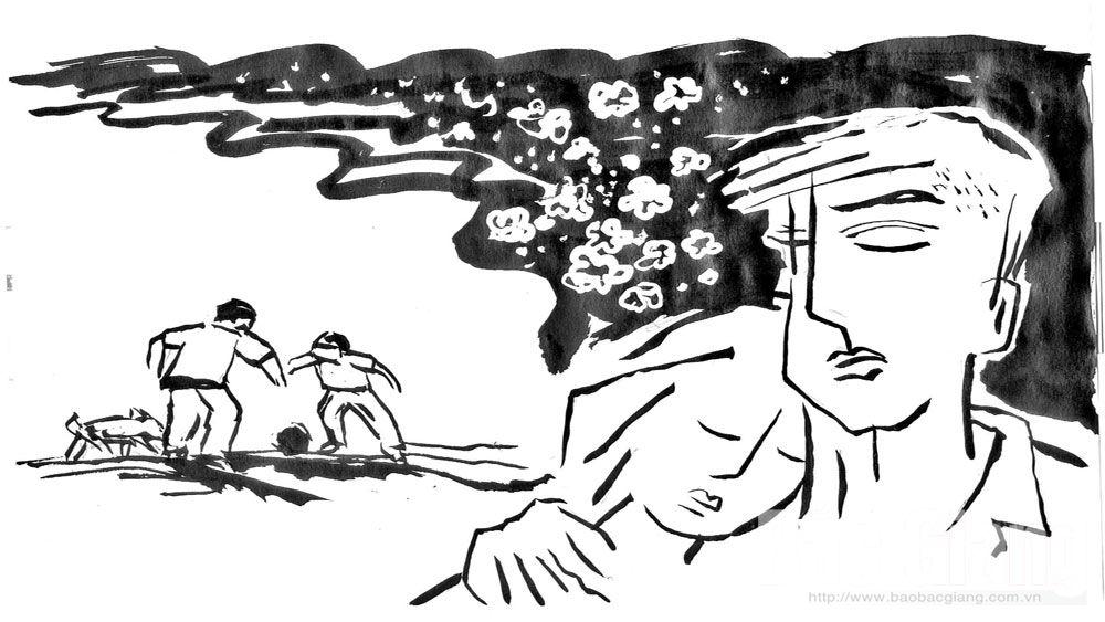 Truyện ngắn, văn học, Bắc Giang, bìm bìn  nở muộn
