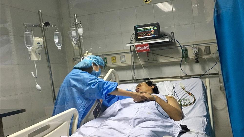 Lần đầu tiên tại Việt Nam, chia gan người chết não, ghép cho 2 bệnh nhân, Trung tâm điều phối ghép tạng Quốc gia