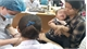 Trường sử dụng thịt lợn nổi hạch: 2 học sinh dương tính với sán lợn