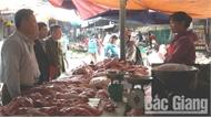 Lạng Giang chủ động phòng, chống bệnh dịch tả lợn châu Phi