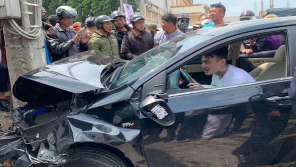 Việt kiều Mỹ, tông liên hoàn, phố Đà Lạt, dương tính với ma túy, Nguyễn Văn Quốc