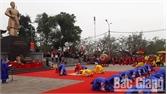 Nhiều hoạt động trước ngày khai mạc Lễ hội kỷ niệm 135 năm Cuộc khởi nghĩa Yên Thế