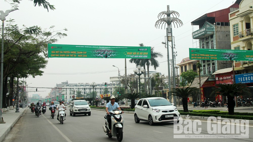 Bac Giang Newspaper Run and Walking Festival to take place on 17 March