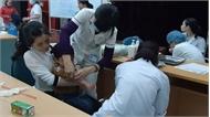 """Vụ thịt lợn """"bẩn"""" ở Trường Mầm non Thanh Khương, Bắc Ninh: Đã phát hiện 62 trẻ dương tính với sán lợn"""