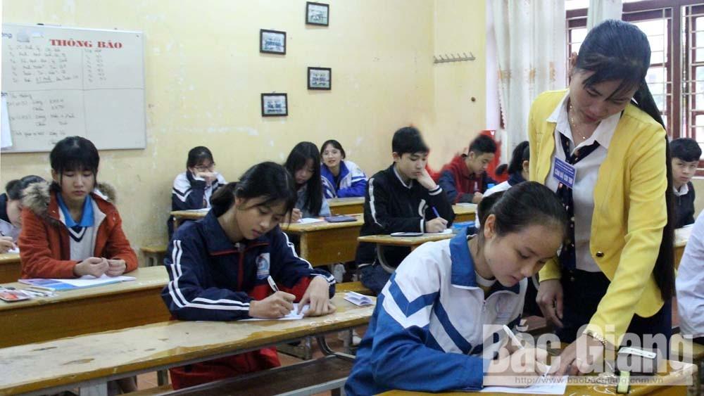 Thi học sinh giỏi, Tỉnh Bắc Giang, Thi học sinh giỏi năm học 2018-2019, Trường THPT Ngô Sĩ Liên