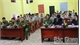 Hội Luật gia tỉnh Bắc Giang tuyên truyền, phổ biến pháp luật cho gần 80 phạm nhân