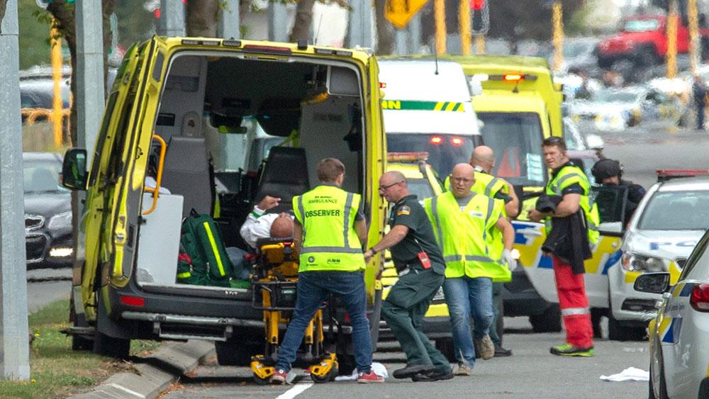 New Zealand, phong tỏa, bệnh viện, đe dọa an ninh, bệnh viện ở Hawke's Bay