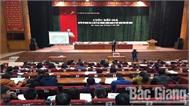 Thành phố Bắc Giang: Đấu giá thành công 197 lô đất ở khu dân cư số 3