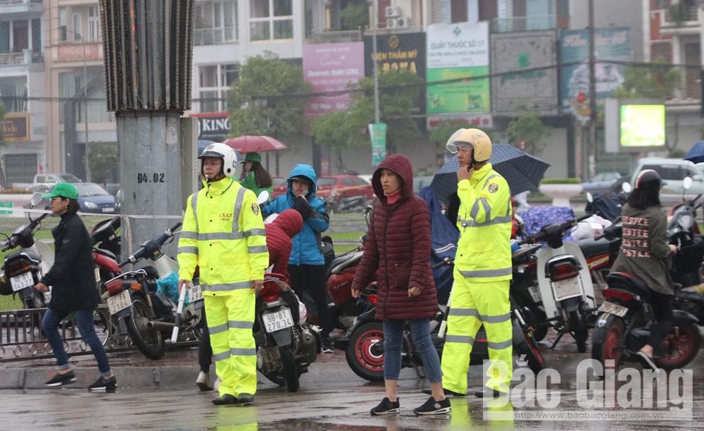 Giairi việt dã, Báo Bắc Giang, ngày hội, đi bộ
