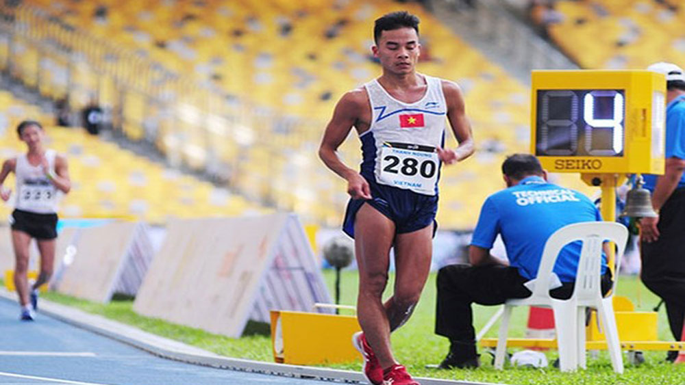 Asian Championships, Walker Nguyen Thi Thanh Phuc, younger brother Nguyen Thanh Ngung, 20km Walk, Japan, national record