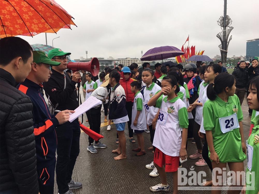 Giải Việt dã Báo Bắc Giang, Báo Bắc Giang, Tỉnh Bắc Giang,