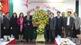 Hội các nhà Khoa học Bắc Giang tại Hà Nội gặp mặt đầu xuân