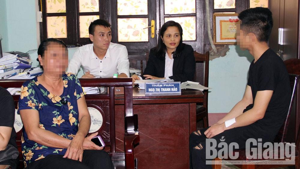 Hòa giải tranh chấp dân sự tại tòa án: Hàn gắn rạn nứt, giảm áp lực xét xử