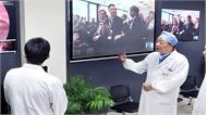 Trung Quốc thực hiện ca phẫu thuật não từ xa qua 5G đầu tiên thế giới