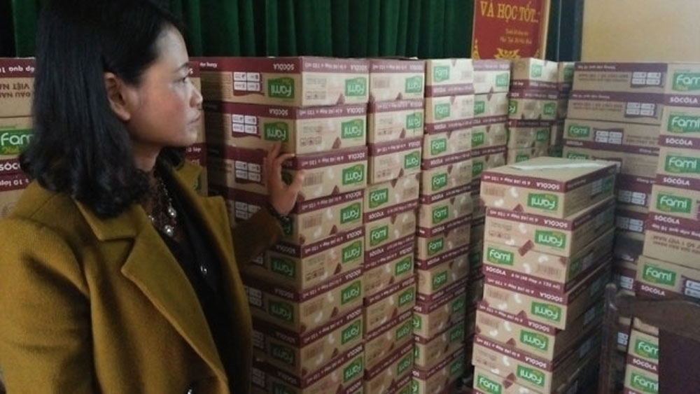 Hơn 30 học sinh nghi bị ngộ độc ở Thái Nguyên đã ra viện