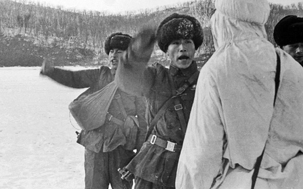 Trung Quốc-Liên Xô, quân Trung Quốc, xung đột biên giới, Damansky, đụng độ quân sự