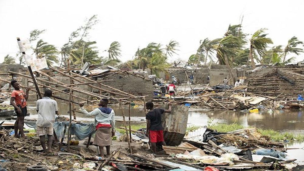 Thảm họa, khủng khiếp, Mozambique, Tổng thống Mozambique Filipe Nyusi