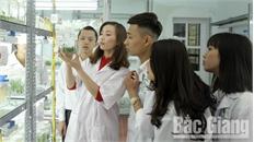 Thành lập Trường THPT Thân Nhân Trung thuộc Đại học Nông - Lâm Bắc Giang: Thêm một lựa chọn ở bậc THPT
