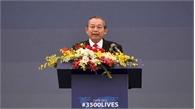 """Công bố """"Việt Nam cam kết thực hiện các mục tiêu giảm thiểu tai nạn giao thông của Liên Hợp quốc"""""""