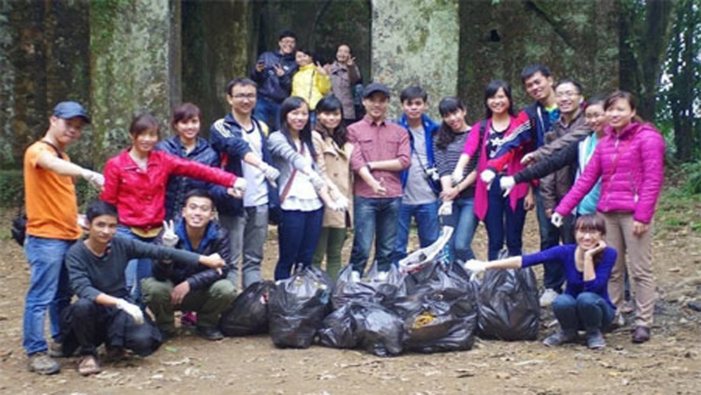 Contest launched to encourage youth involvement in environmental protection
