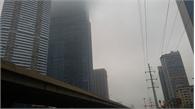 Chuyên gia lý giải hiện tượng nồm ẩm, sương mù giăng kín lối miền Bắc