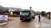 Sơn Động: Bổ sung hai chốt kiểm dịch tả lợn châu Phi giáp tỉnh Quảng Ninh