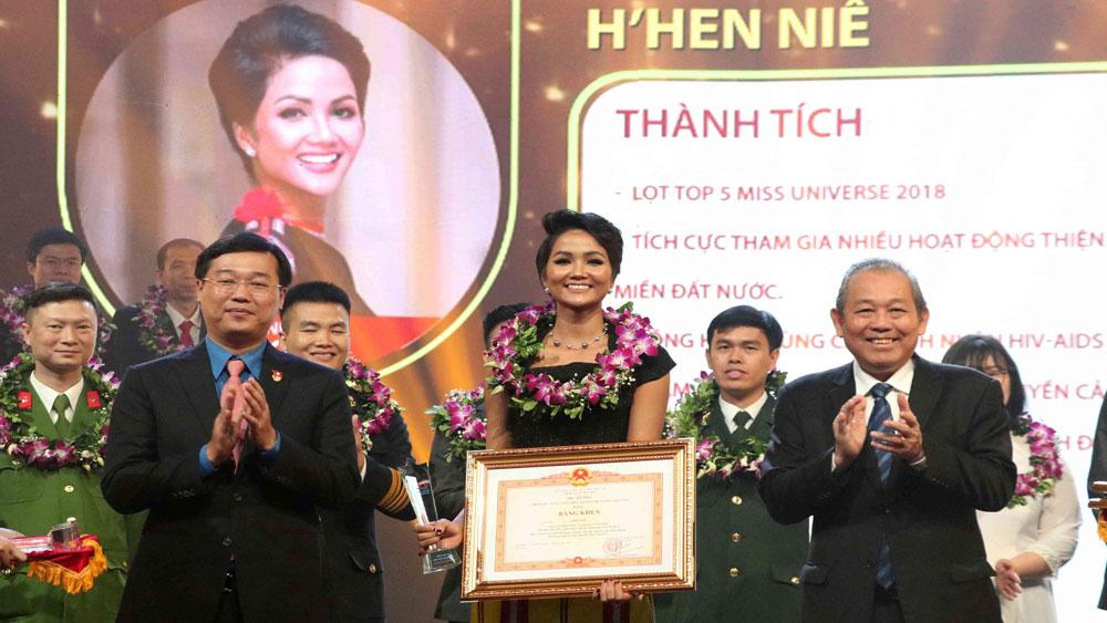 Vinh danh, 10 Gương mặt trẻ Việt Nam tiêu biểu năm 2018, Lễ tuyên dương, Khát vọng chinh phục những đỉnh cao