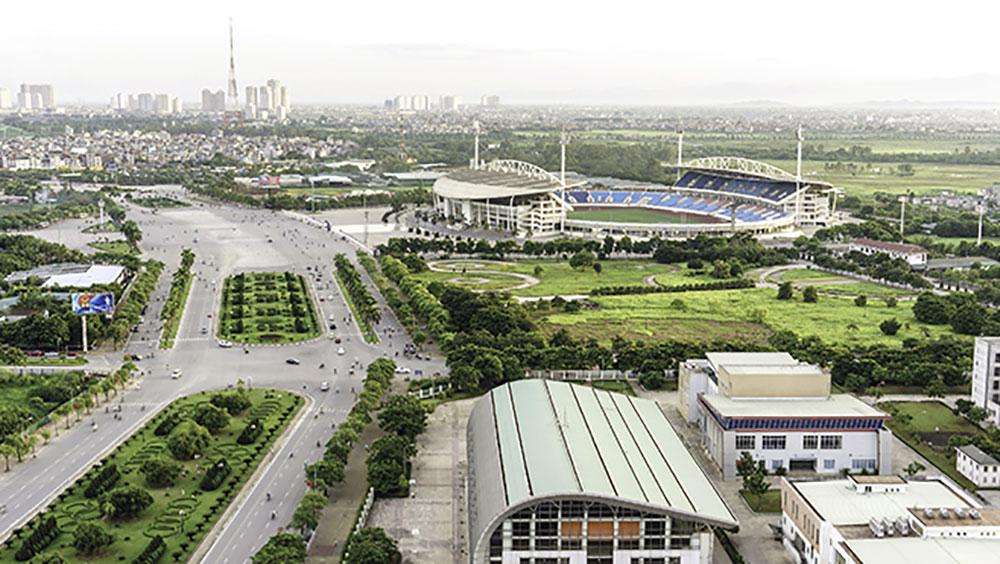 Khởi công, đường đua F1 Hà Nội, Grand Prix