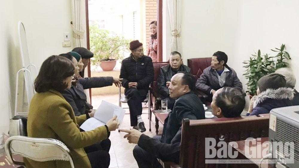 Giải quyết chế độ cho người tham gia chiến tranh bảo vệ Tổ quốc: Hàng trăm hồ sơ ở huyện Việt Yên bị trả lại, vì sao?