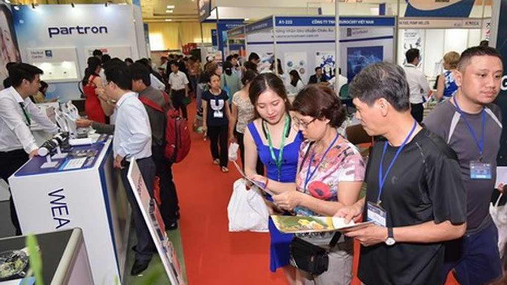 Vietnam Expo 2019, 500 businesses, Vietnam International Trade Fair, special display area, high-quality products, local trade promotion