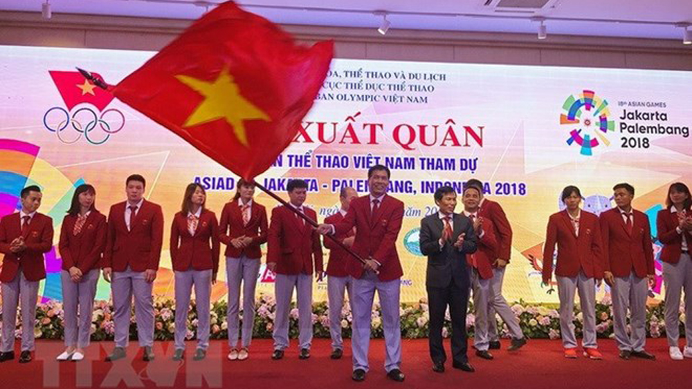 head coaches, key athletes, key international contests, Vietnam Sports Administration, SEA Games, Vietnam's sports sector, investment project