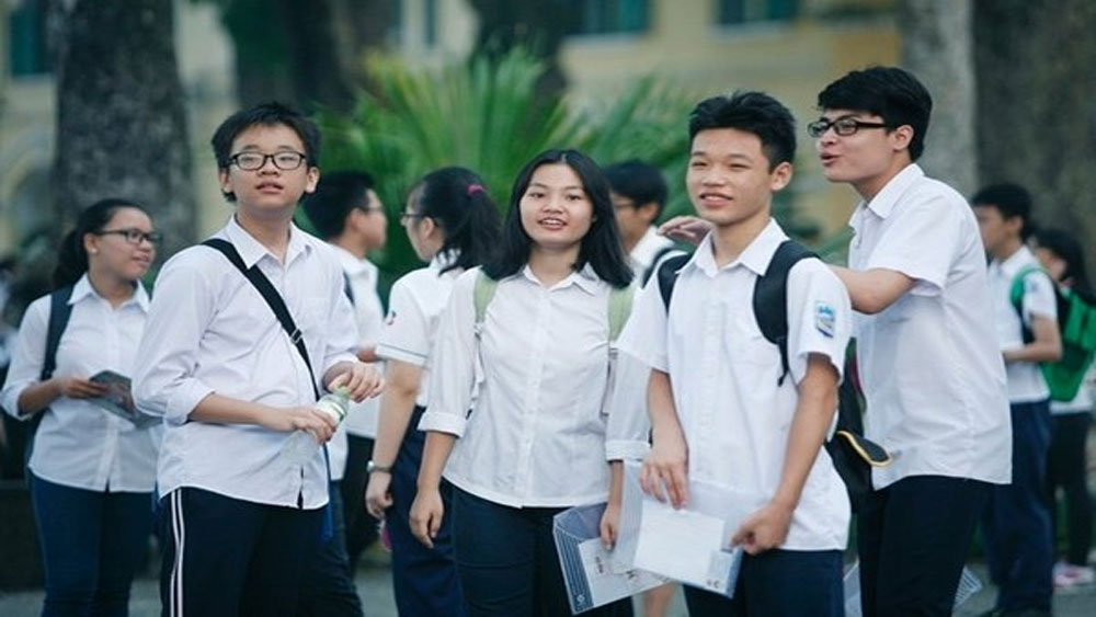 Tuyển sinh đại học, cao đẳng 2019, học sinh giỏi quốc gia, xét tuyển thẳng, 96 ngành đào tạo đại học