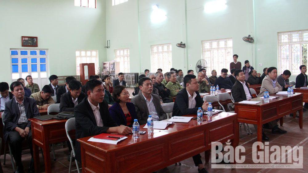 Công bố Đồ án quy hoạch chi tiết xây dựng sân Golf Việt Yên