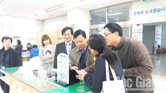 Expanding cooperation with foreign localities