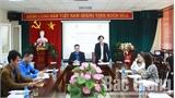 Báo Bắc Giang và Tỉnh đoàn ký kết chương trình phối hợp