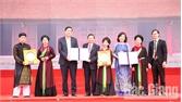 Khai hội chùa Bổ Đà và đón nhận xác lập kỷ lục thế giới về những đóng góp trong bảo tồn và phát huy giá trị dân ca quan họ